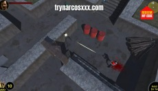 NarcosXXX virtual reality porn game