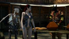 Pirate Jessica free download with 3D sex