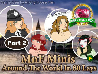 Arround the World in 80 lays – part 2