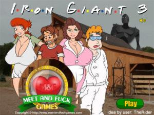 Play Iron Giant 3 | Meet N Fuck game mobile