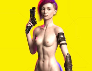Cyberslut2069 game